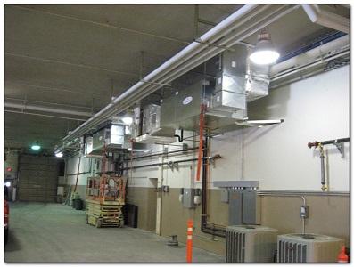 Proiectare ventilare / climatizare